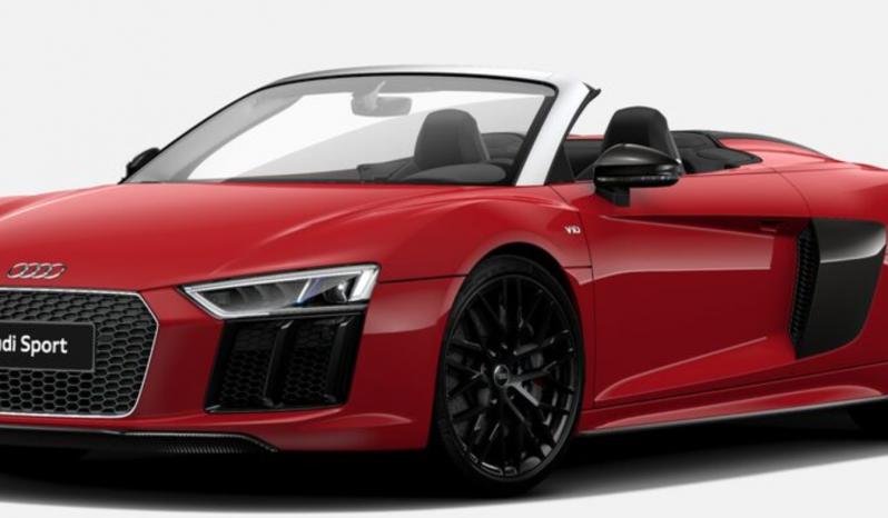 Audi R8 Spyder V10 voll
