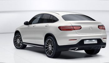 Mercedes-Benz GLC 250 d Coupé voll