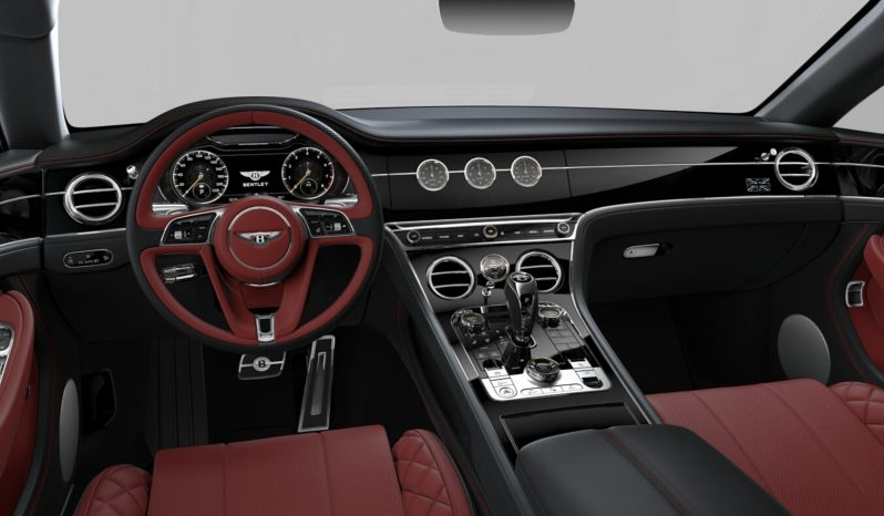Bentley Continental GT voll
