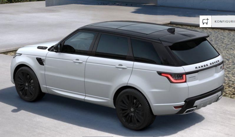 Land Rover Range Rover Sport SDV6 voll