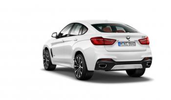 BMW X6 xDrive 40d voll