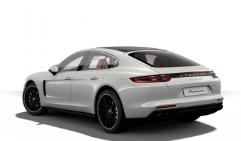 Porsche Panamera 4S voll