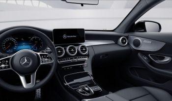 Mercedes-Benz C 220d Coupé voll