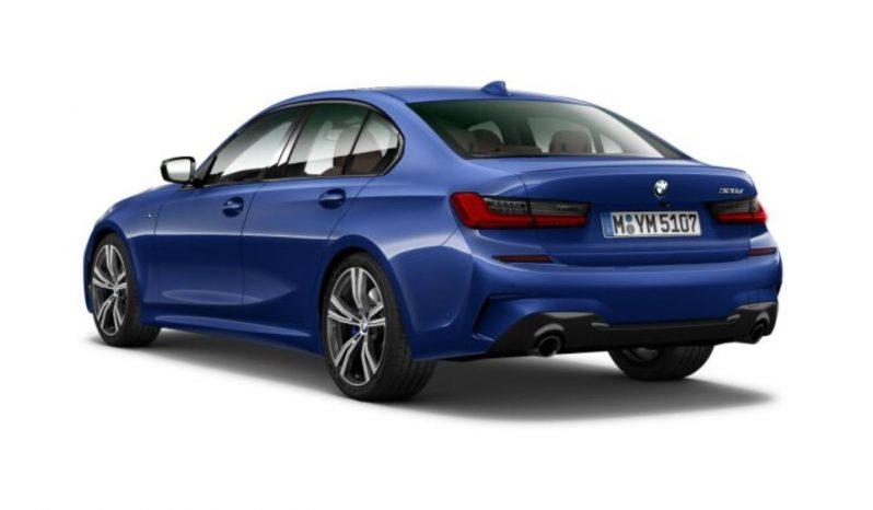 BMW 320d voll
