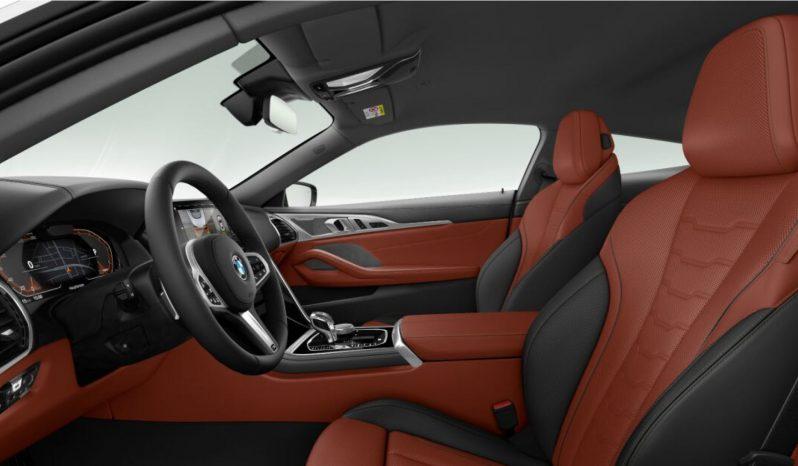 BMW 840d xDrive voll