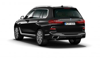 BMW X7 xDrive 30d voll