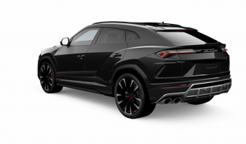 Lamborghini URUS voll